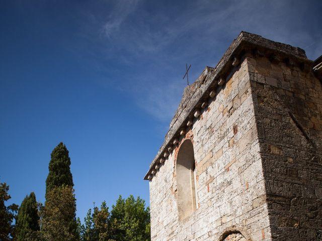 Il matrimonio di Mario e Giulia a Terricciola, Pisa 9