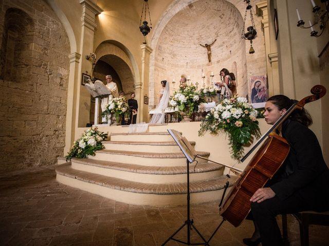 Il matrimonio di Mario e Giulia a Terricciola, Pisa 10