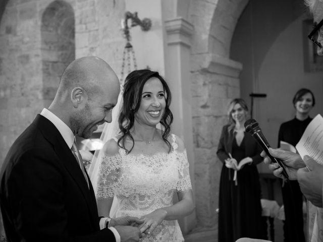 Il matrimonio di Mario e Giulia a Terricciola, Pisa 11