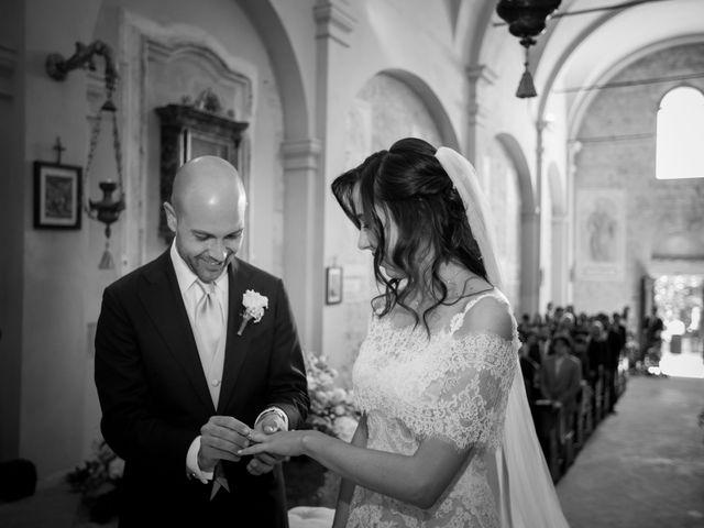 Il matrimonio di Mario e Giulia a Terricciola, Pisa 12