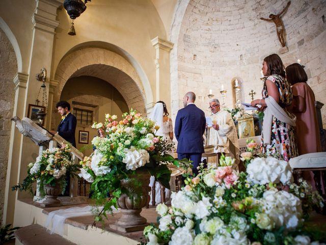 Il matrimonio di Mario e Giulia a Terricciola, Pisa 13