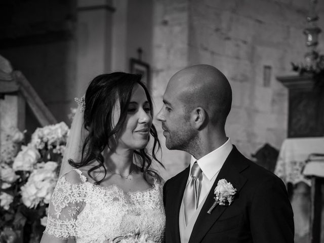 Il matrimonio di Mario e Giulia a Terricciola, Pisa 14