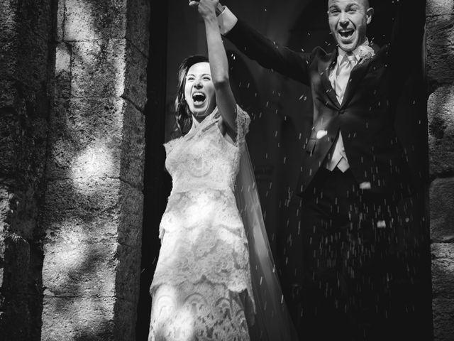 Il matrimonio di Mario e Giulia a Terricciola, Pisa 18
