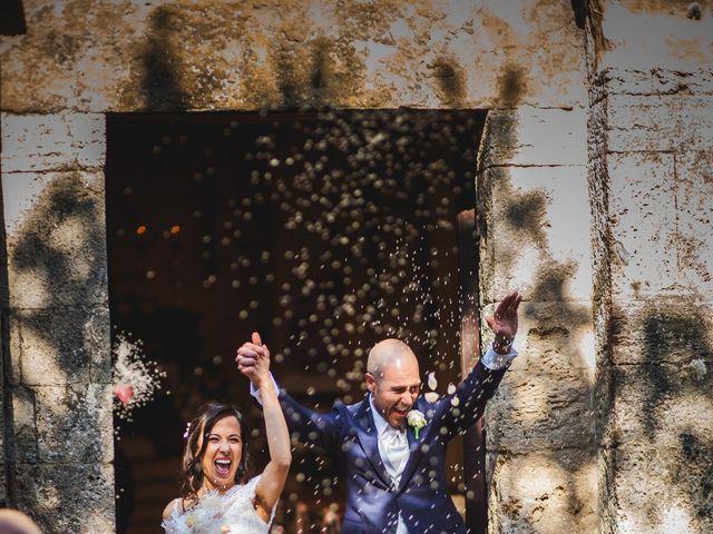 Il matrimonio di Mario e Giulia a Terricciola, Pisa 19