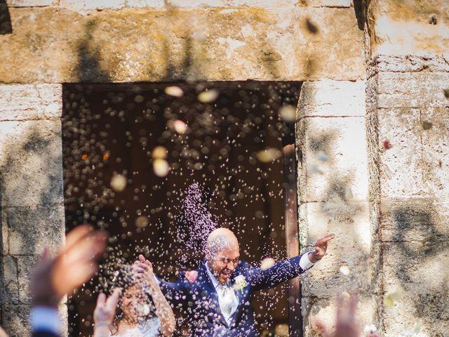 Il matrimonio di Mario e Giulia a Terricciola, Pisa 20