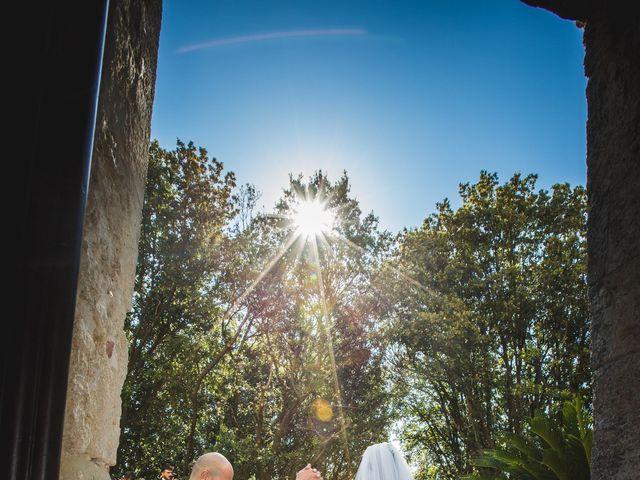 Il matrimonio di Mario e Giulia a Terricciola, Pisa 24
