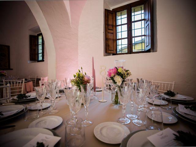 Il matrimonio di Mario e Giulia a Terricciola, Pisa 26