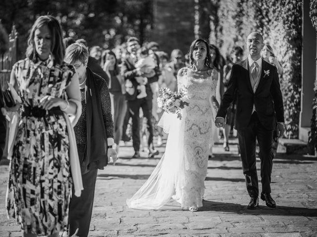 Il matrimonio di Mario e Giulia a Terricciola, Pisa 27