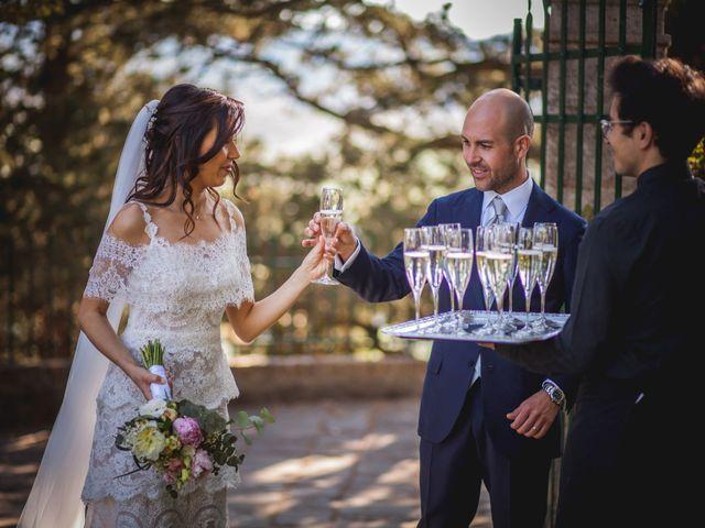 Il matrimonio di Mario e Giulia a Terricciola, Pisa 28