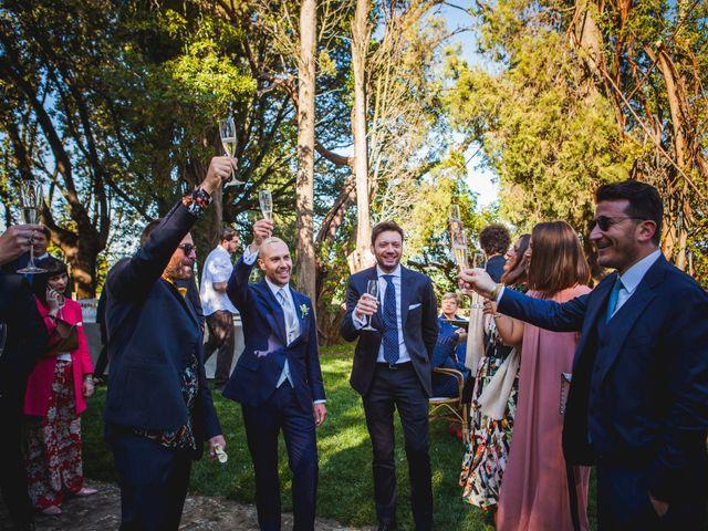 Il matrimonio di Mario e Giulia a Terricciola, Pisa 30
