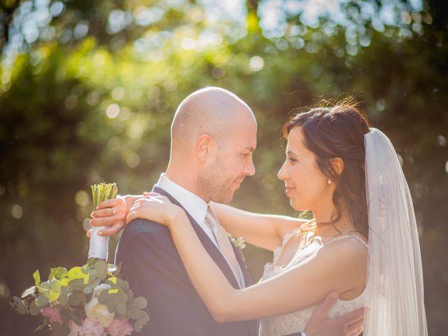 Il matrimonio di Mario e Giulia a Terricciola, Pisa 35
