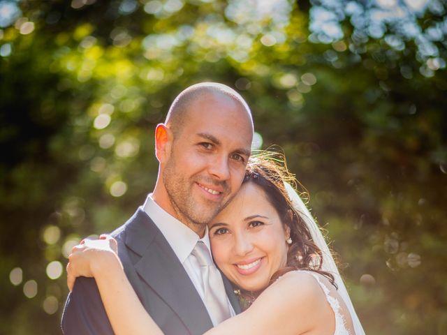 Il matrimonio di Mario e Giulia a Terricciola, Pisa 36