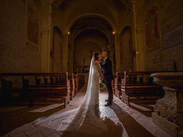 Il matrimonio di Mario e Giulia a Terricciola, Pisa 37