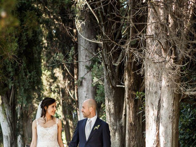 Il matrimonio di Mario e Giulia a Terricciola, Pisa 38