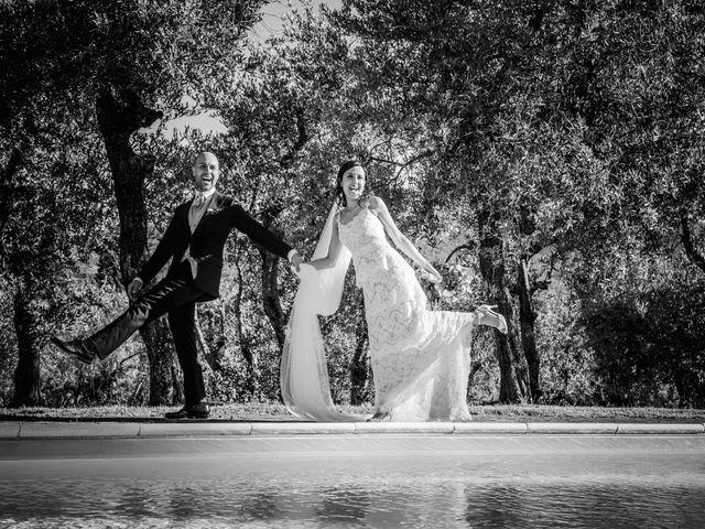 Il matrimonio di Mario e Giulia a Terricciola, Pisa 40