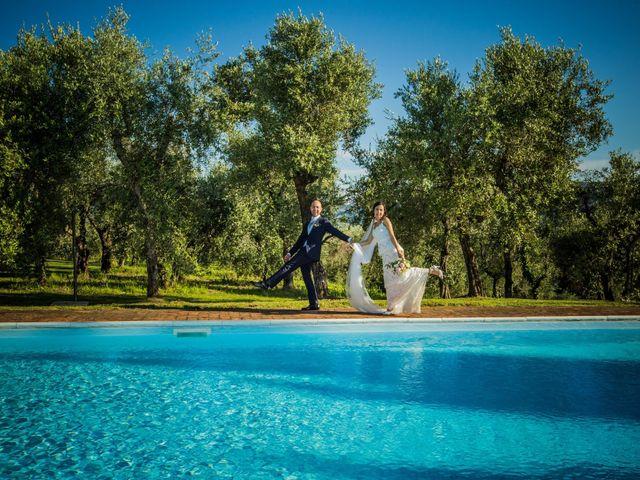 Il matrimonio di Mario e Giulia a Terricciola, Pisa 41