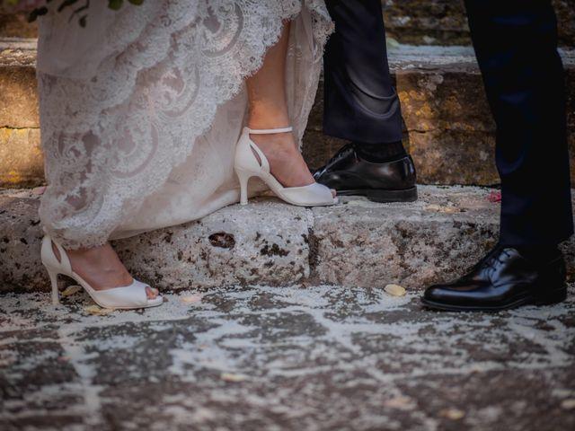 Il matrimonio di Mario e Giulia a Terricciola, Pisa 43