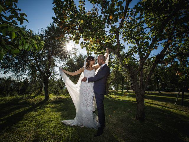 Il matrimonio di Mario e Giulia a Terricciola, Pisa 45
