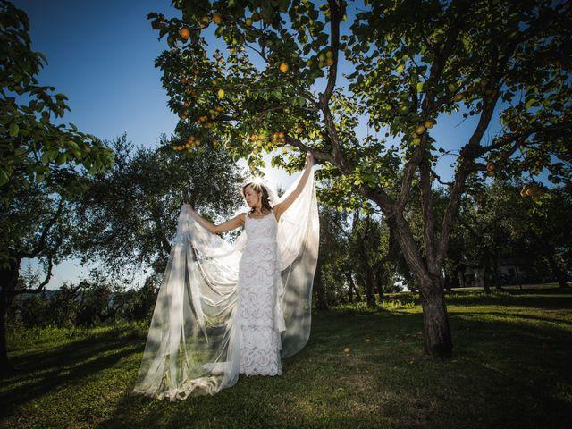 Il matrimonio di Mario e Giulia a Terricciola, Pisa 46