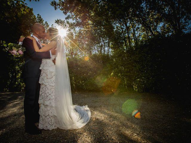 Il matrimonio di Mario e Giulia a Terricciola, Pisa 48