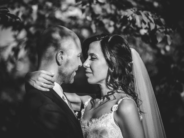 Il matrimonio di Mario e Giulia a Terricciola, Pisa 50