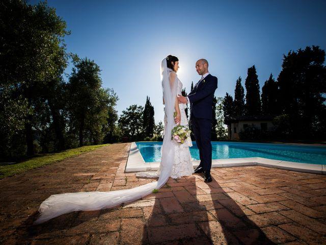 Il matrimonio di Mario e Giulia a Terricciola, Pisa 51