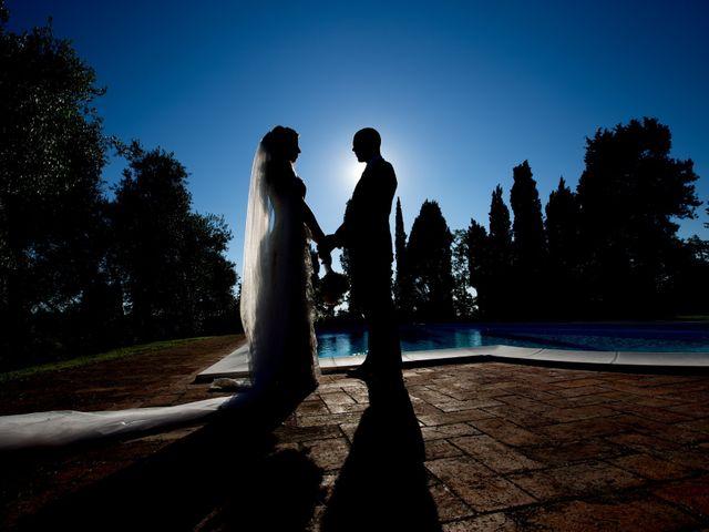 Il matrimonio di Mario e Giulia a Terricciola, Pisa 52