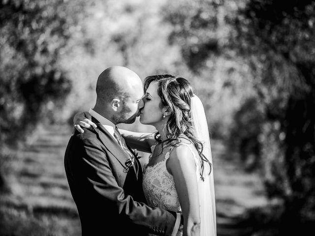 Il matrimonio di Mario e Giulia a Terricciola, Pisa 53
