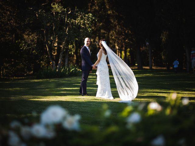 Il matrimonio di Mario e Giulia a Terricciola, Pisa 57