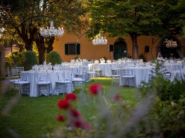 Il matrimonio di Mario e Giulia a Terricciola, Pisa 60
