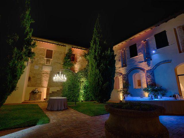 Il matrimonio di Mario e Giulia a Terricciola, Pisa 64