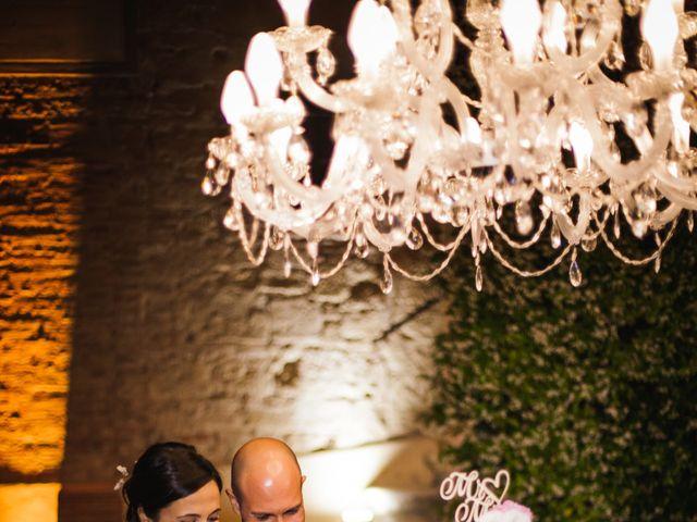 Il matrimonio di Mario e Giulia a Terricciola, Pisa 66