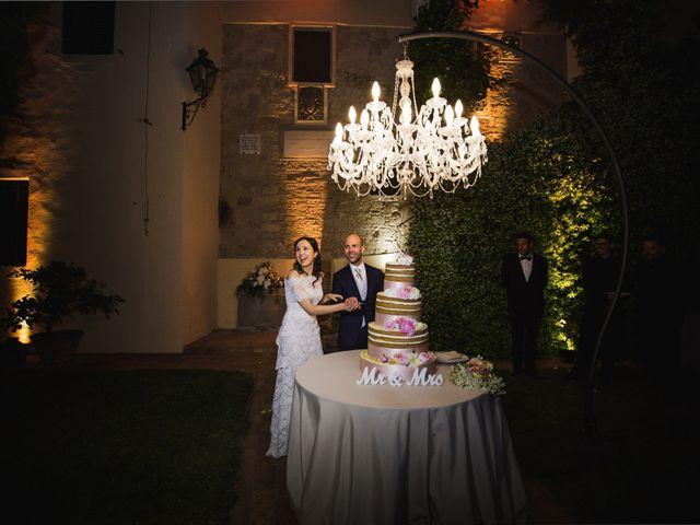 Il matrimonio di Mario e Giulia a Terricciola, Pisa 68