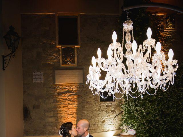 Il matrimonio di Mario e Giulia a Terricciola, Pisa 70
