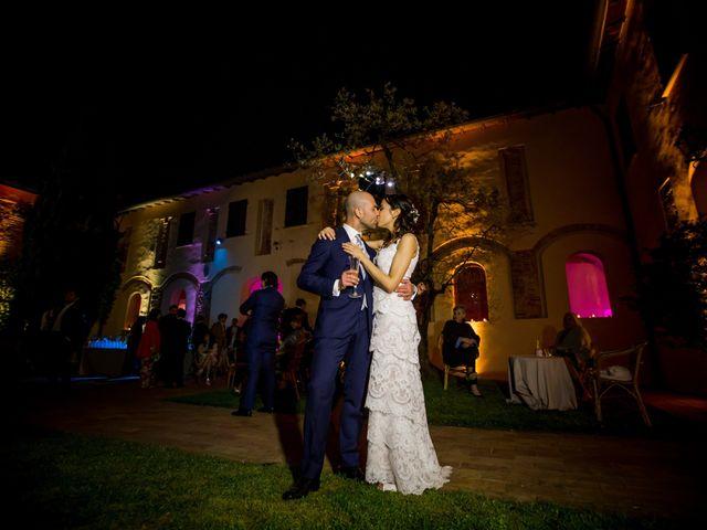 Il matrimonio di Mario e Giulia a Terricciola, Pisa 75