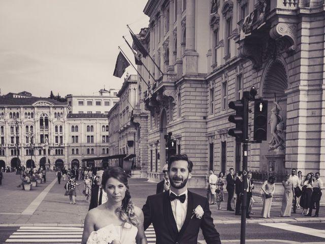 Il matrimonio di Stefano e Benedetta a Trieste, Trieste 30