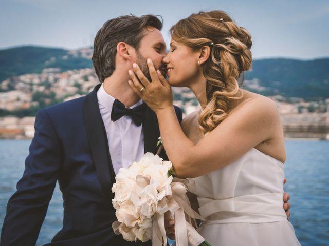 Il matrimonio di Stefano e Benedetta a Trieste, Trieste 36