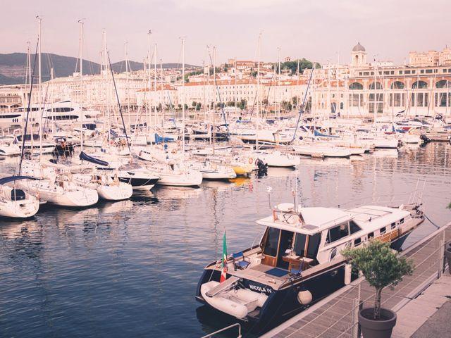 Il matrimonio di Stefano e Benedetta a Trieste, Trieste 38