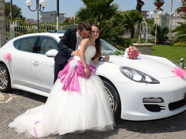 le nozze di Gabriella e Stanislao