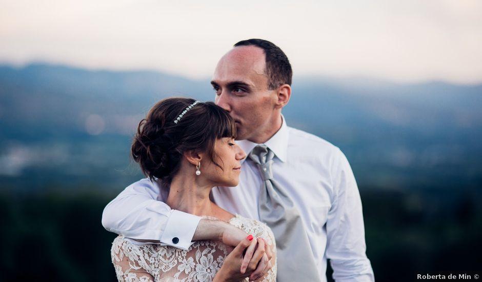 Il matrimonio di Stephen e Mariasole a Belluno, Belluno