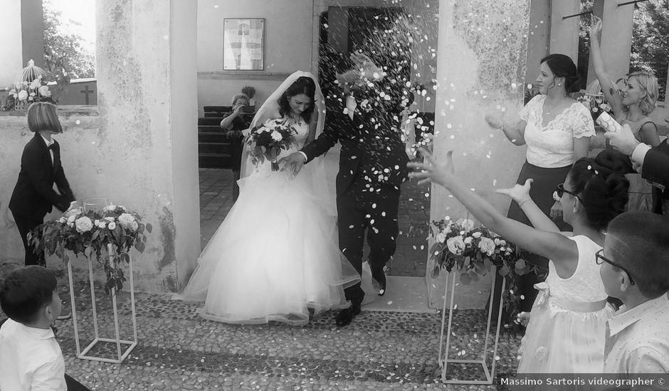 Il matrimonio di Gabriele e Isabella a Travagliato, Brescia