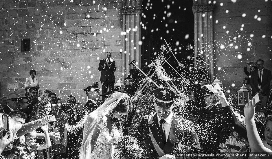 Il matrimonio di Epifanio e Tiziana a Assoro, Enna