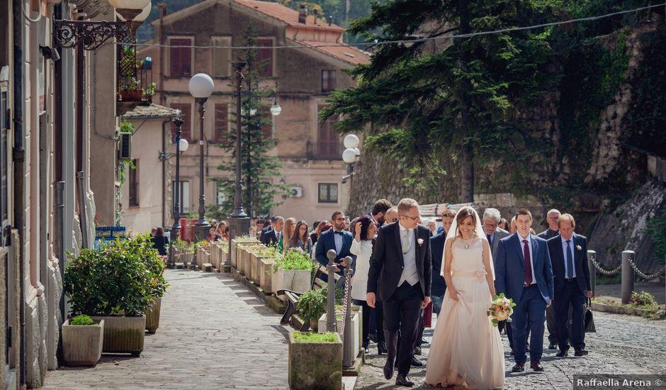Il matrimonio di Pietro e Raffaella a Carolei, Cosenza