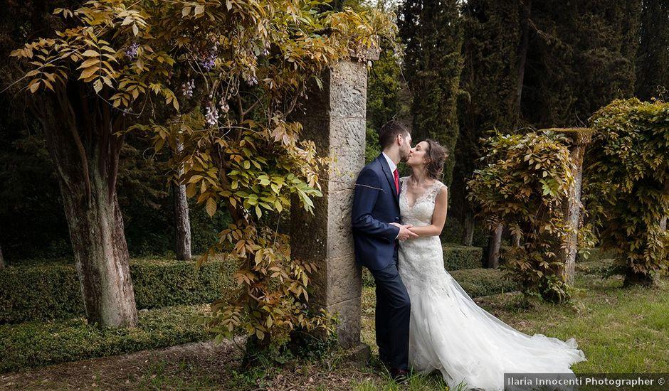 Il matrimonio di Corey e Carlotta a Barberino di Mugello, Firenze