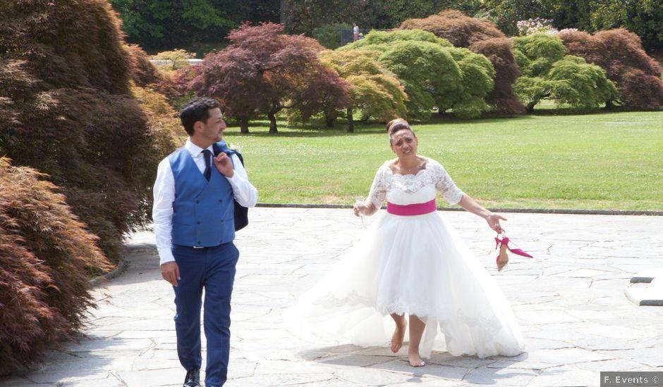 Il matrimonio di Alessandro e Ilaria a Briosco, Monza e Brianza