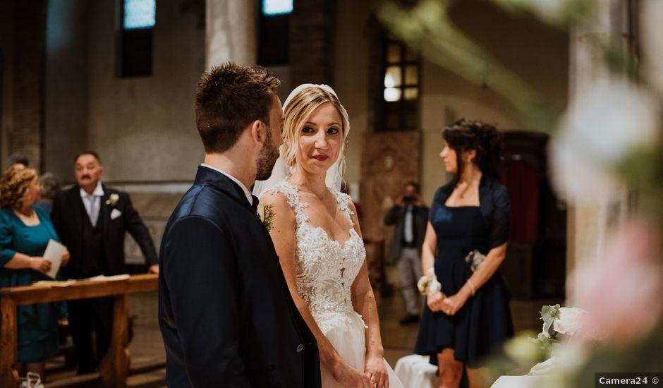 Il matrimonio di Enrico e Carmen a Meldola, Forlì-Cesena