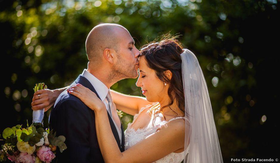 Il matrimonio di Mario e Giulia a Terricciola, Pisa
