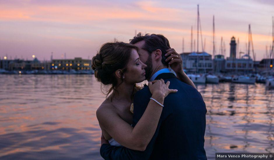 Il matrimonio di Stefano e Benedetta a Trieste, Trieste