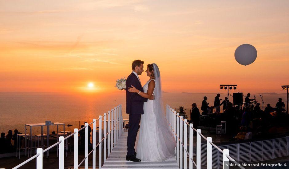 Il matrimonio di Annalisa e Oreste a Massa Lubrense, Napoli
