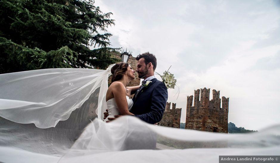 Il matrimonio di Cristian e Annamaria a Castell'Arquato, Piacenza